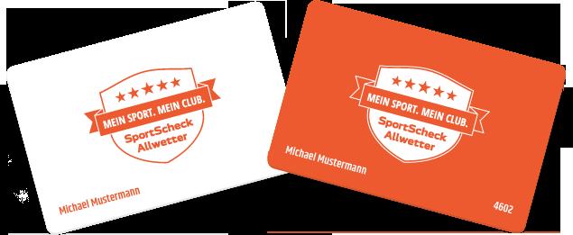 SportScheck Club Card